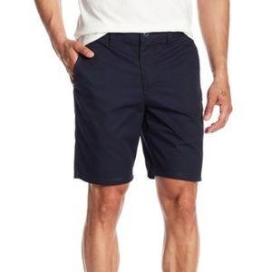 John Varvatos Triple Needle Shorts in Indigo